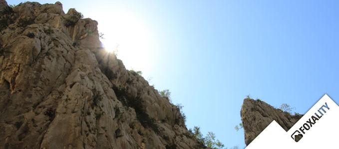 Klettern in Paklenica - Kroatien