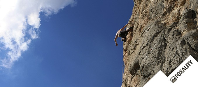 Klettern in El Chorro - Malaga - Spanien