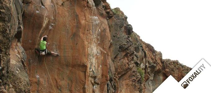 Klettern auf Teneriffa - Spanien