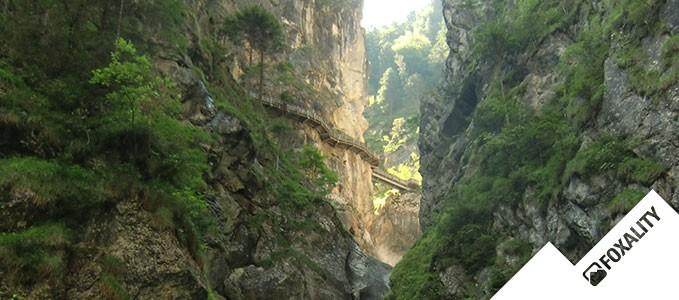 Klettersteig - Galitzenklamm Lienz