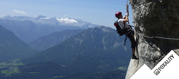 Loser Panorama Klettersteig Sisi