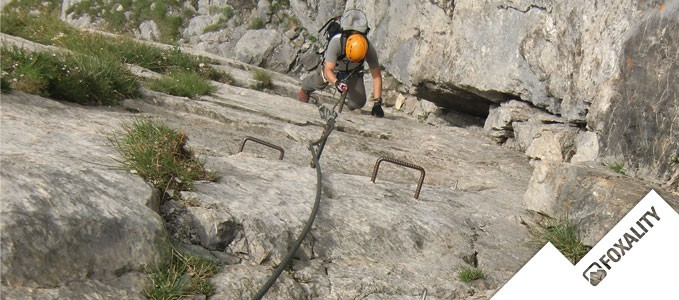 Klettersteig - Senza Confini