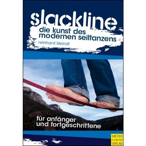 Slackline Lehrbuch