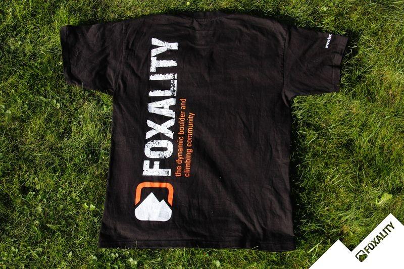Gratis FOXALITY-Shirts!