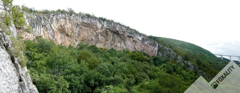 Klettern in Misja Pec