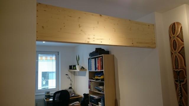 montieren eines hangboards foxality. Black Bedroom Furniture Sets. Home Design Ideas