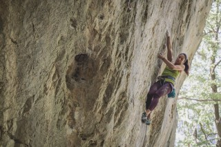 Zeitgeist - Girlpower in Austrias first 8a