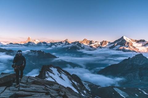 Walliser-Bergwelt