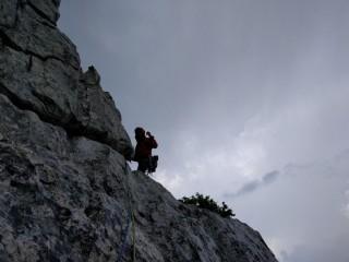Die Abenteuer von Hias und Sepp am Anica Kuk