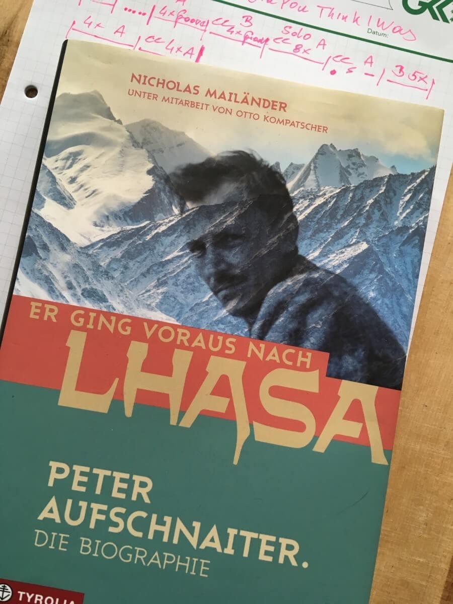 Lhasa. Peter Aufschnaiter