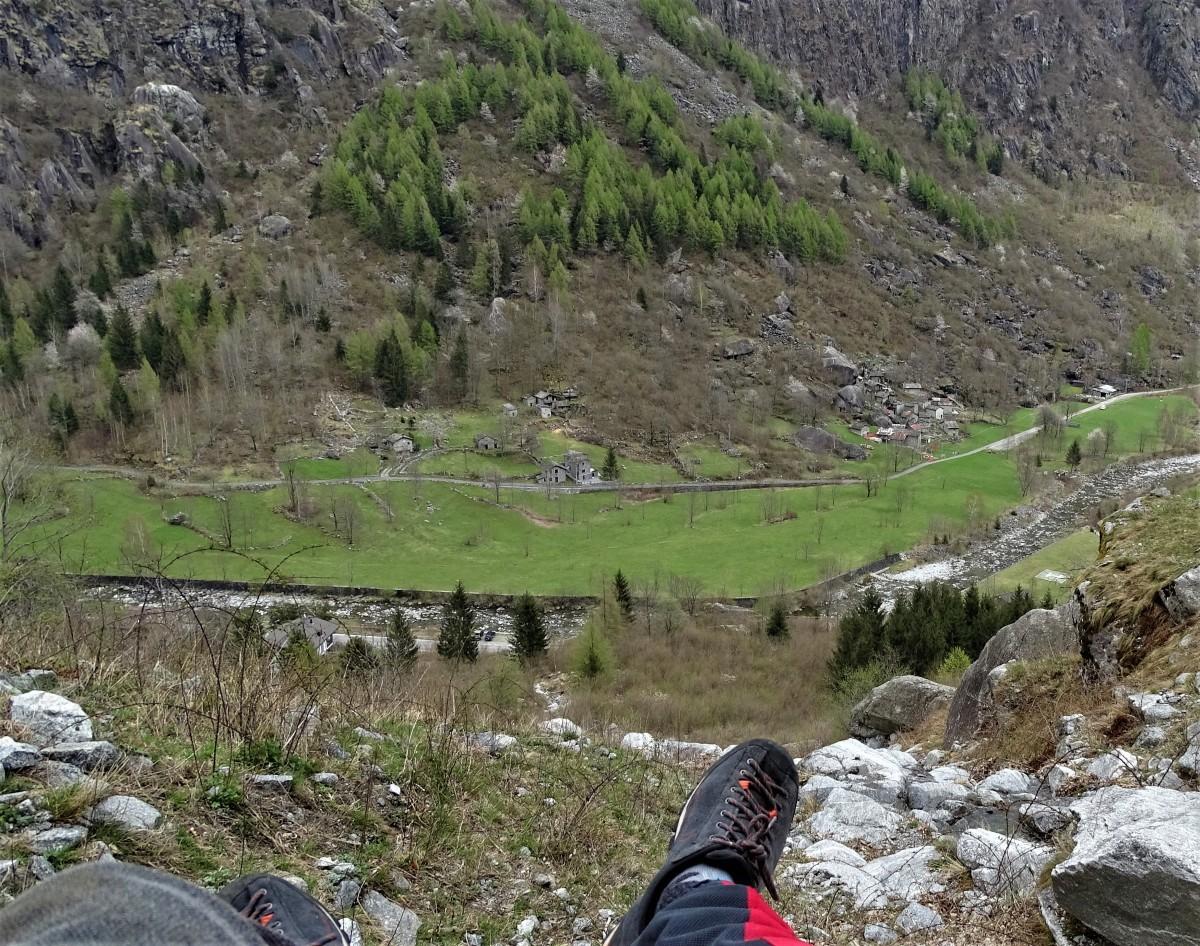 Klettertagebuch #1 Val di Mello