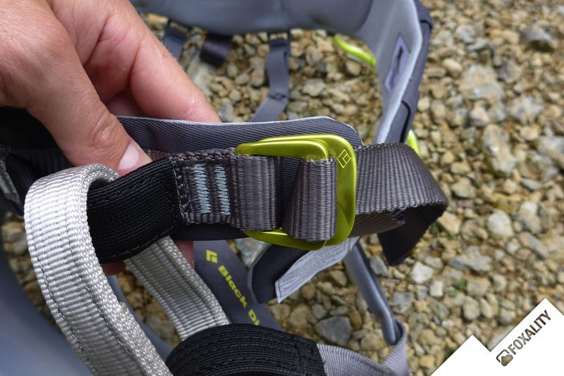 Black Diamond Kletter Gurt : Black diamond chaos klettergurt produkttest climbing plus