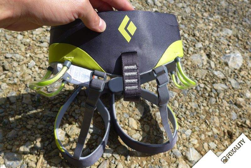 Klettergurt Black Diamond Chaos : Black diamond chaos klettergurt produkttest climbing.plus