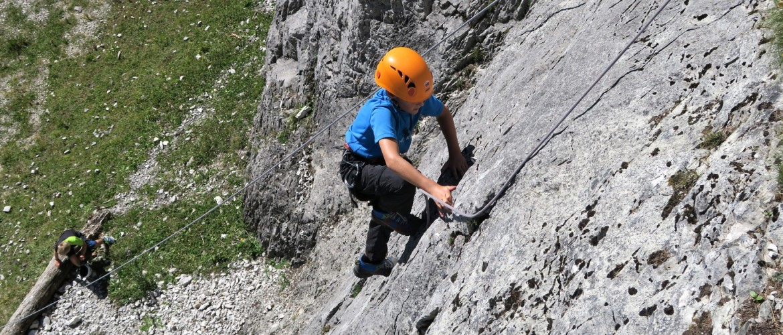 Klettergarten Seebergalm