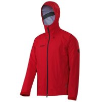 Mammut Segnas Jacket in Rot