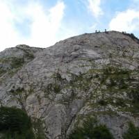 Der kleine Pal - Traumfels, moderate Grade, halbwegs steil ;)