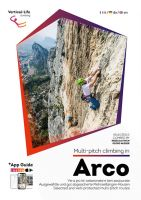 Multi-pitch climbing in Acro; Buchcover; 1 Auflage; 2017