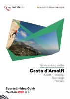 Costa d'Amalfi Cover