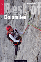 Best of Dolomiten - Buchcover 2018