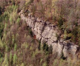 Klettergarten Übersicht, Foto von Hotrocks.at