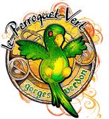 LE PERROQUET VERT SHOP Logo