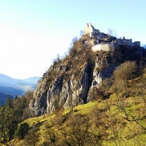 Klettergarten Rabenstein - Übersicht
