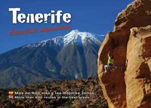 Tenerife sport climbing guide, reprint of the book from 2010