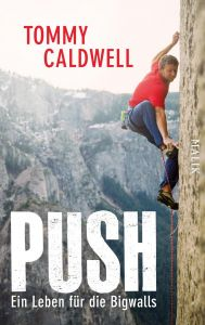 Push - Ein Leben für die Bigwalls, Buchcover