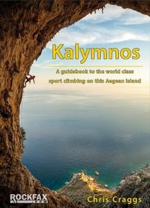 Rockfax - Kalymnos Buchcover 2018