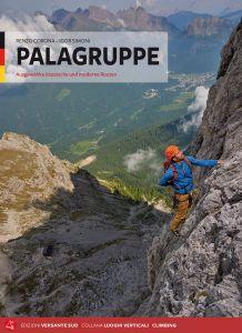 Palagruppe, Pale di San Martino, Buchcover 2018