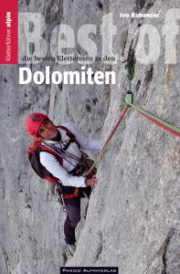 Best of Dolomiten - Buchcover 2018