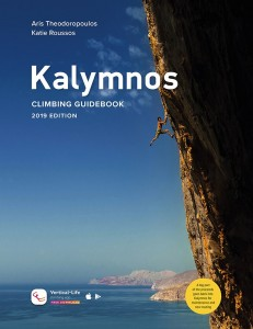 Kalymnos Rock Climbing Guidebook, Edition 2019