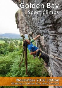 Golden Bay Sport Climb - New Zealand - Cover 2016