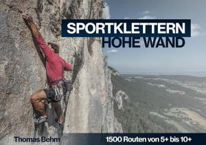 Cover 2017 - Sportklettern Hohe Wand