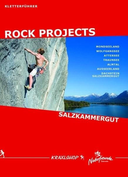 Rock Projects - Salzkammergut Kletterführer