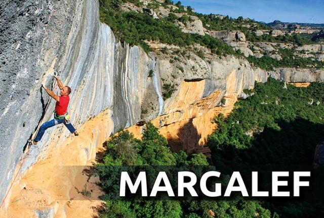 Margalef climbing guidebook - all about rock climbing in Margalef - 2019