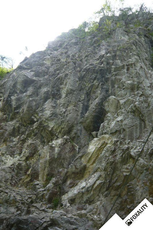 Kletterspot - Weizklamm - Alter Steinbruch