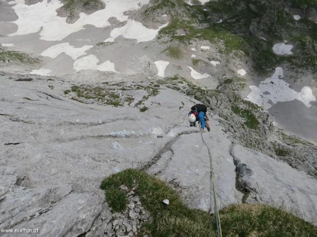 Zauberlehrling - Hochschwab Südwand