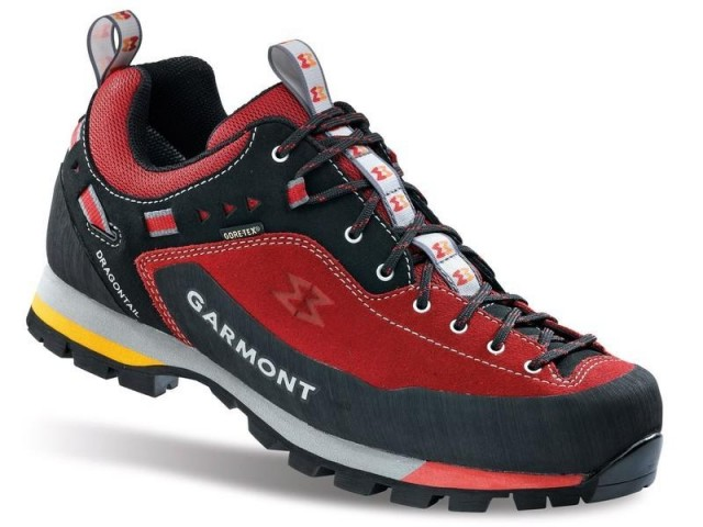 Garmont - Dragontail Mnt GTX - Approachschuhe - Produkttest