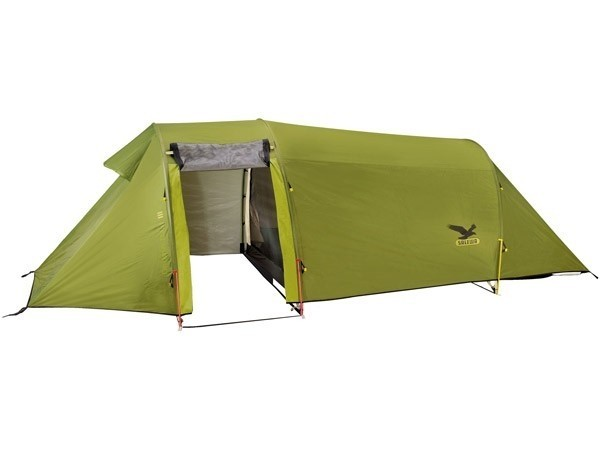 Salewa - Ontario III Base - Tunnelzelt - Produkttest