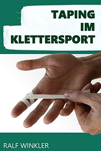 Taping im Klettersport