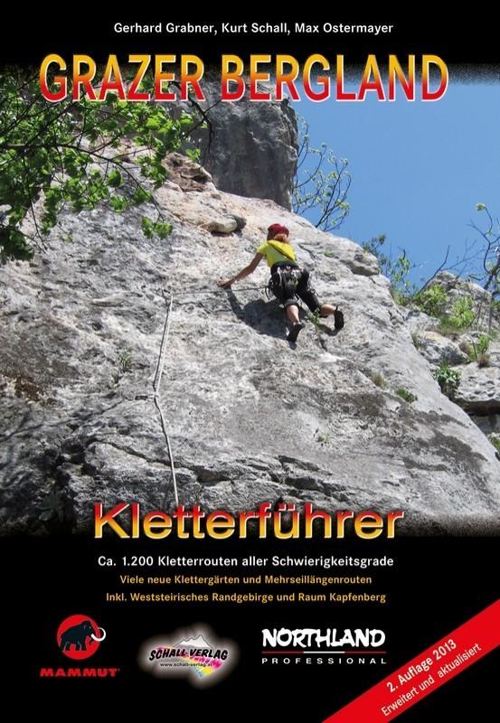 Grazer Bergland - Kletterführer