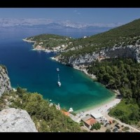 Pokrivenik Bay - Island of Hvar - Croatia