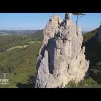Peilstein - Rundflug über den Peilstein